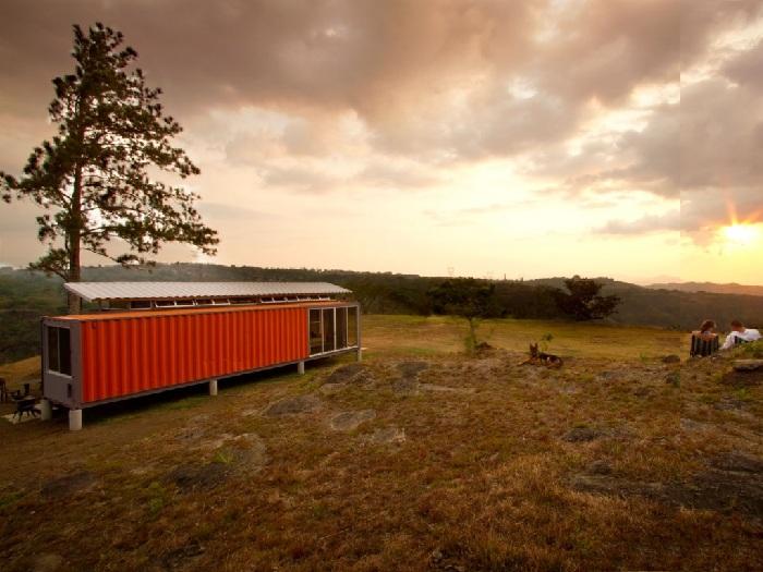 4- Khám phá 4 thiết kế nội thất nhà container nổi tiếng thế giới