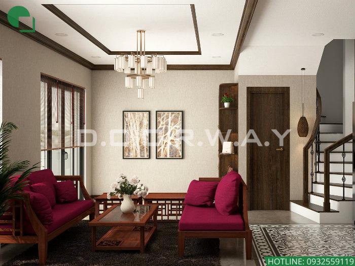 5- Mẫu nội thất phòng khách đẹp nhất 2019 cho mọi ngôi nhà Việt