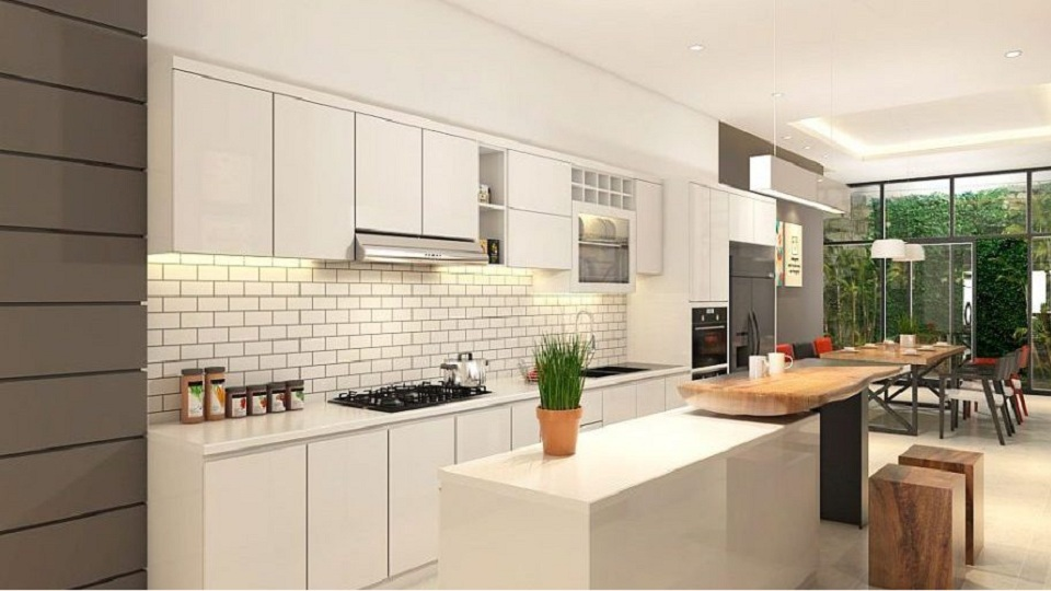 Ảnh tiêu biểu- Các thiết kế phòng bếp đẹp 2019 nhìn là ưng ngay!