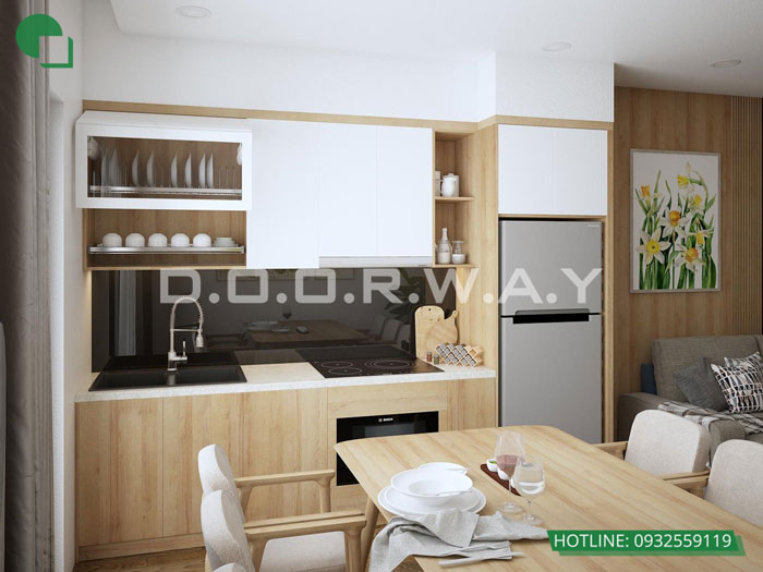 PBA(1)- [Xem ngay] Thiết kế nội thất chung cư Eco Dream đẹp nhất hiện nay