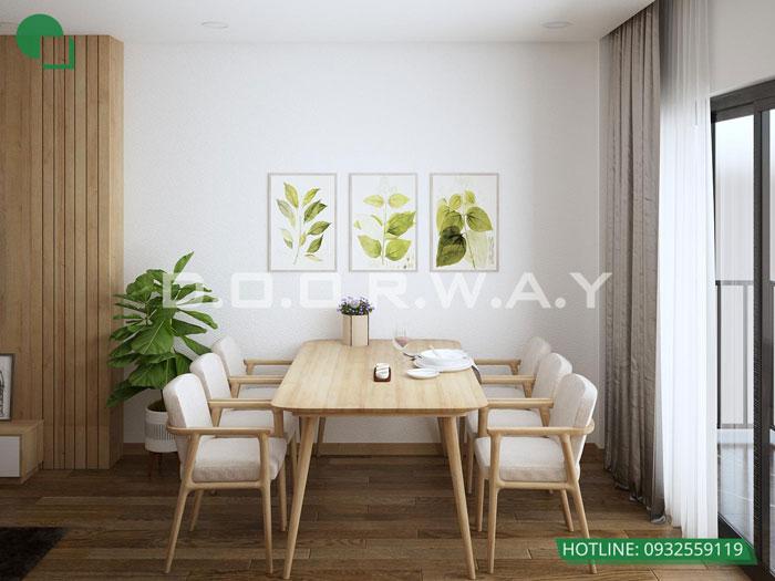 PBA(2)- [Xem ngay] Thiết kế nội thất chung cư Eco Dream đẹp nhất hiện nay
