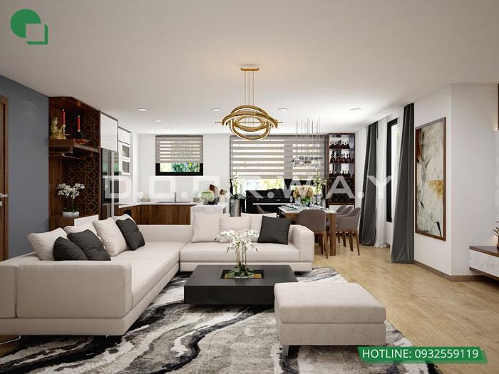 PK(1)- [Xem ngay] Thiết kế nội thất chung cư Eco Dream đẹp nhất hiện nay