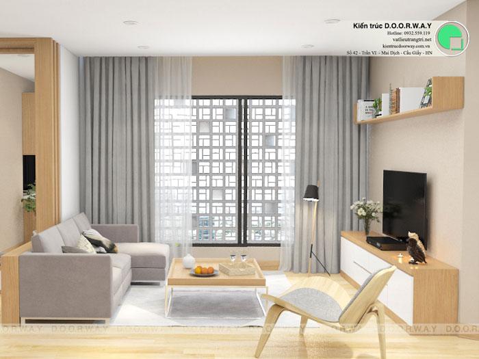 PK2- Cách chọn đồ nội thất căn 2 phòng ngủ Eco Dream 2019