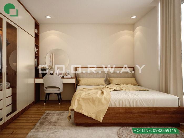 PN1(1)- [Xem ngay] Thiết kế nội thất chung cư Eco Dream đẹp nhất hiện nay