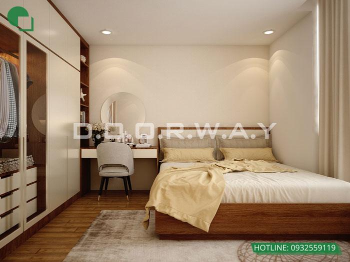 PN1(2)- Cách chọn đồ nội thất căn 2 phòng ngủ Eco Dream 2019