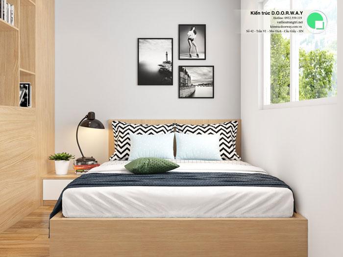 PN2(1)- Cách chọn đồ nội thất căn 2 phòng ngủ Eco Dream 2019