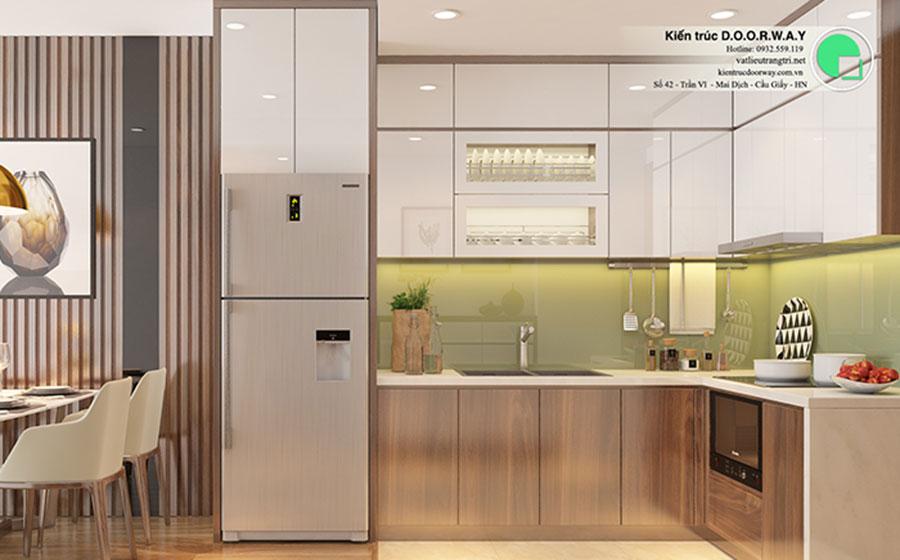 Thiết kế phòng bếp đẹp 2020
