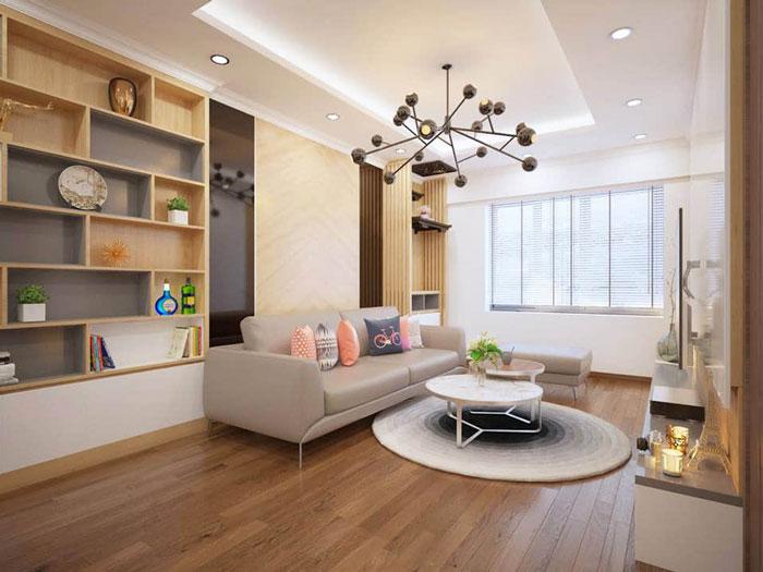 1-nội thất chung cư tối giản