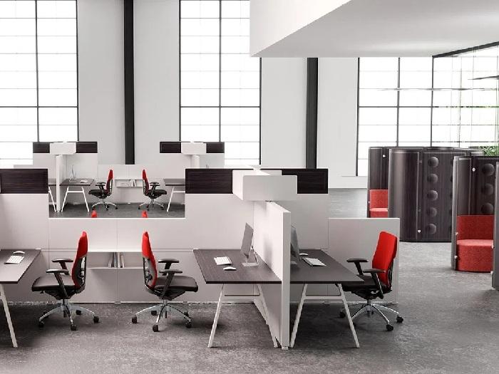 5- Những mẫu thiết kế văn phòng nhỏ hiện đại và ấn tượng