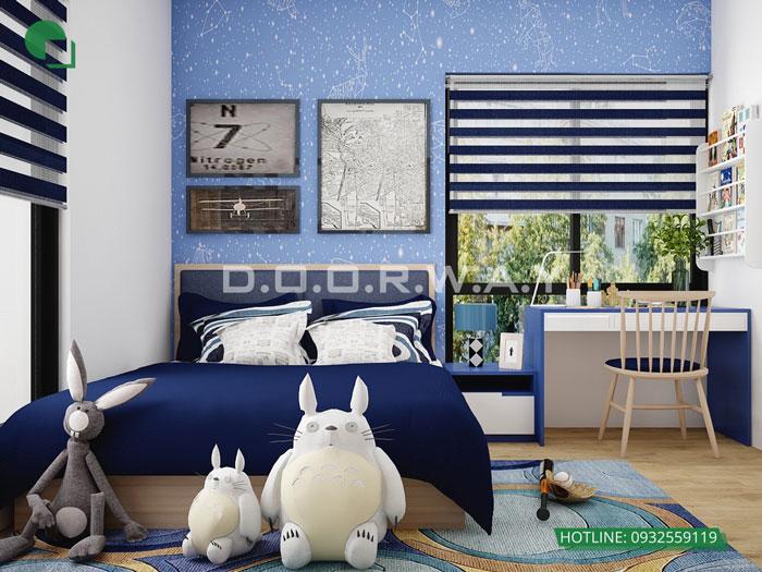 5-thiết kế phòng ngủ thông minh