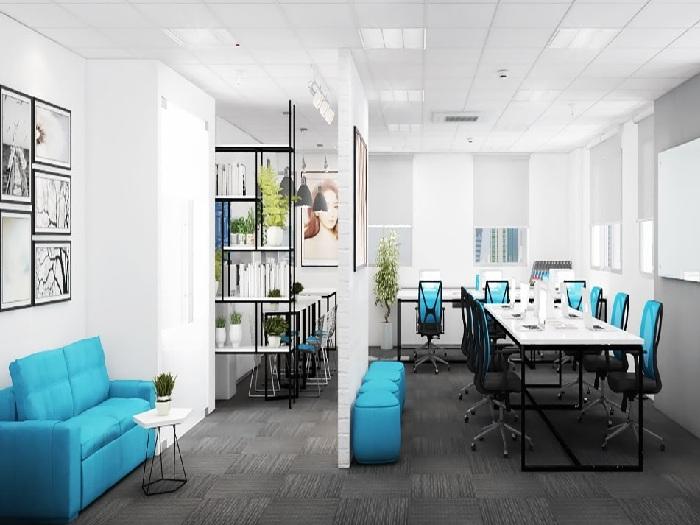 7- Những mẫu thiết kế văn phòng nhỏ hiện đại và ấn tượng