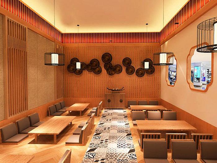 7-thiết kế nhà hàng đơn giản