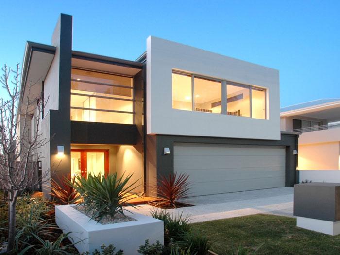 8- Tuyển tập 11 mẫu thiết kế biệt thự mặt tiền 8m mái thái, mái bằng
