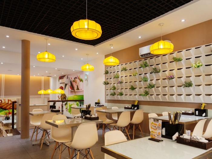 9-thiết kế nhà hàng đơn giản