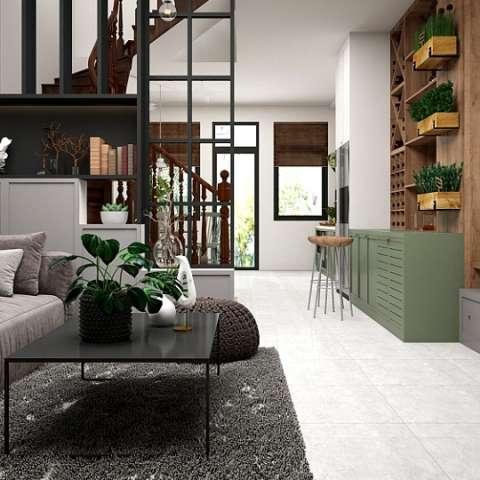 Anhtieubieu- 4 ý tưởng thiết kế nội thất chung cư ấn tượng - hiện đại