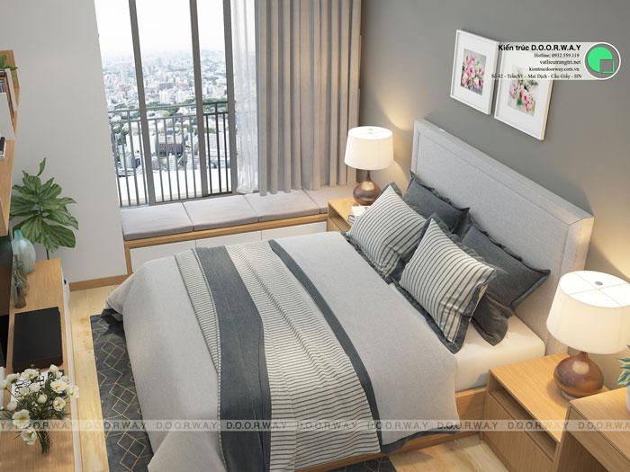 PN3(1)- Ngắm thiết kế nội thất căn hộ 151m2 Stellar Garden
