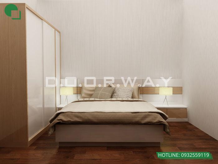 PN4(1)- Mẫu nội thất căn 4 phòng ngủ The Sun Mễ Trì - Căn hộ 116m2