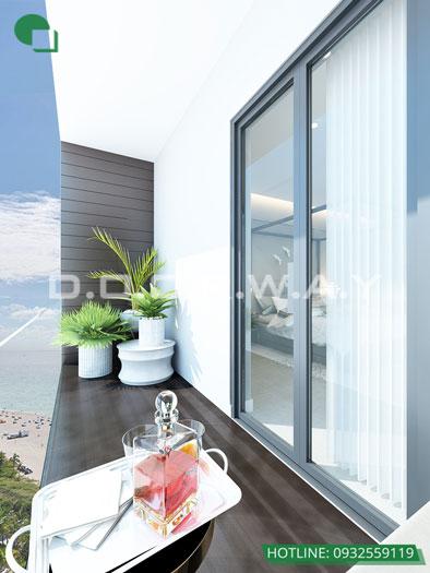 Tieu-canh(2)- [Xem ngay] Thiết kế nội thất chung cư The Zen Residence Gamuda