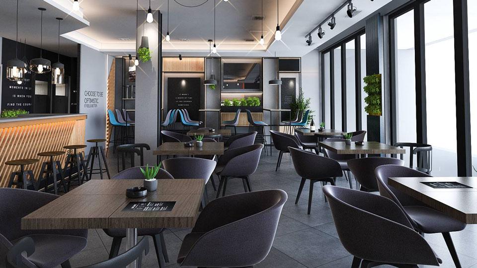 5 lưu ý thiết kế nhà hàng đơn giản chủ đầu tư nhất định phải biết