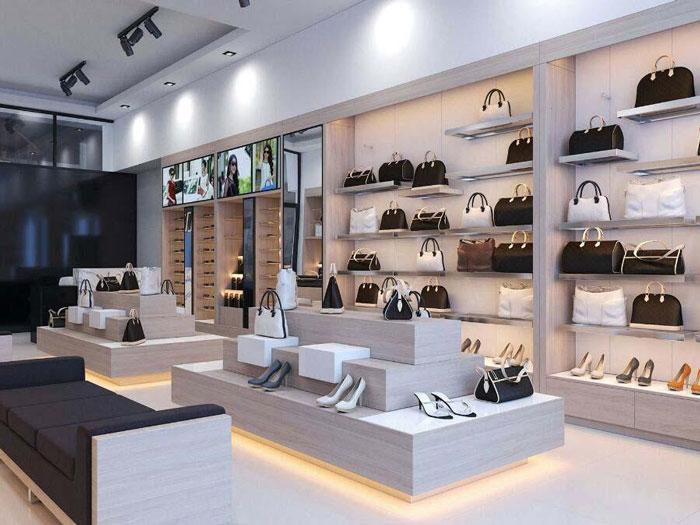 5- Làm thế nào để thiết kế nội thất showroom cửa hàng đẹp