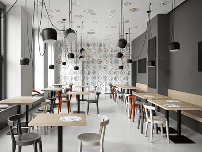 Thiết kế quán cafe nhỏ giá rẻ đẹp