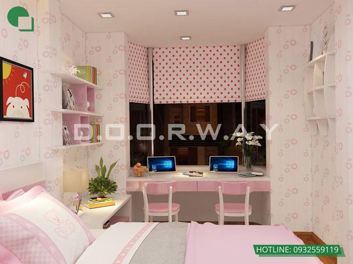 14- Ghim ngay 7 mẫu nội thất phòng ngủ đẹp cho bé gái