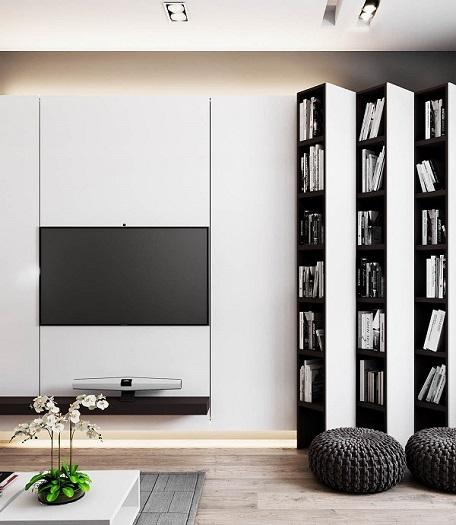 (2)Chiêm ngưỡng chi tiết 3 thiết kế căn hộ cho người nước ngoài thuê