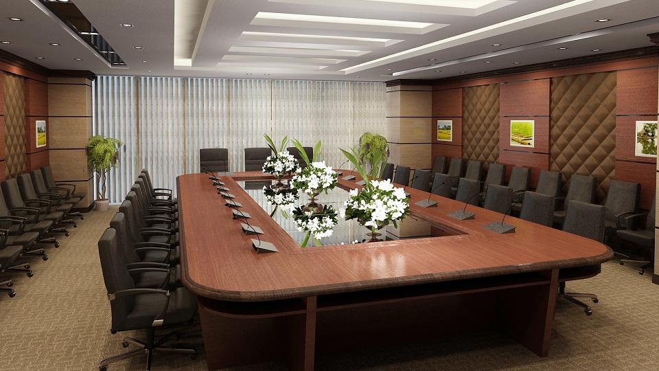 Ảnh tiêu biểu- 3 tiêu chí vàng để thiết kế phòng họp hiện đại đúng chuẩn