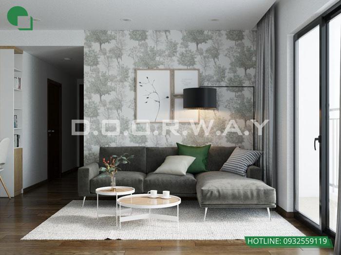 PK1- Ấn tượng với nội thất chung cư 3 phòng ngủ tại Hateco Apollo - a Hưng