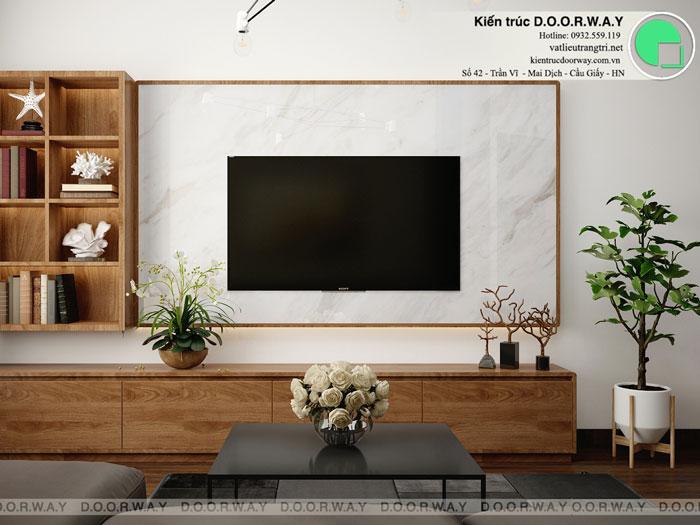 PK2 - Nội thất căn hộ 110m2 The Legacy đẹp đáng đầu tư
