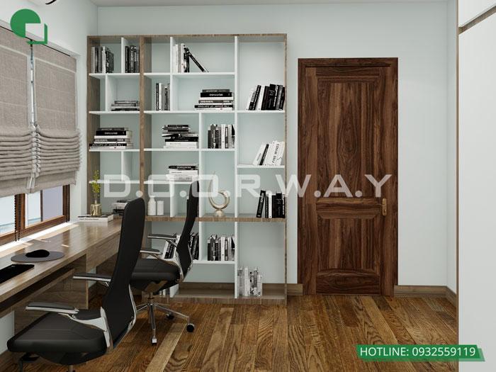 PN1(2)- [Full] Thiết kế nội thất nhà ống mặt tiền 5m đẹp nhất