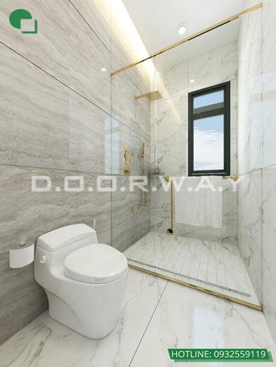 WC(1)- Ngắm trọn thiết kế nội thất chung cư King Palace đẹp hiện đại