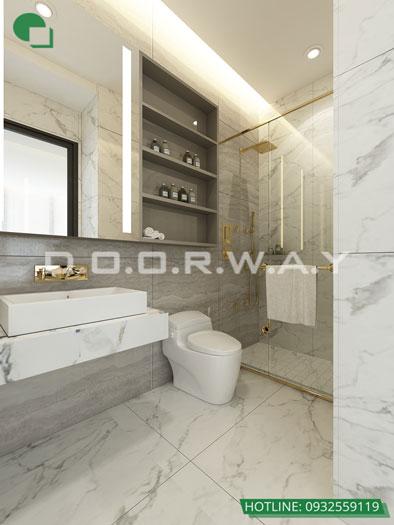WC(2)- Ngắm trọn thiết kế nội thất chung cư King Palace đẹp hiện đại