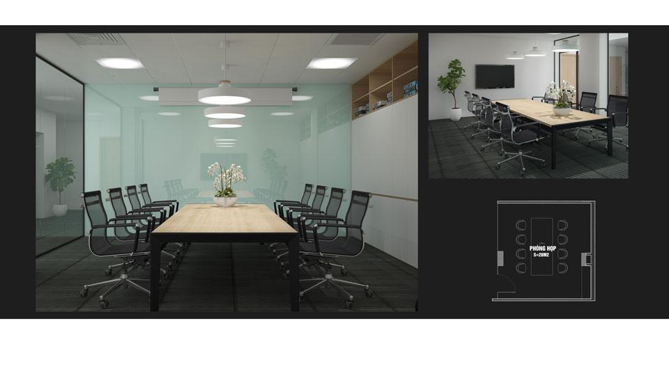Cách thiết kế phòng họp đẹp
