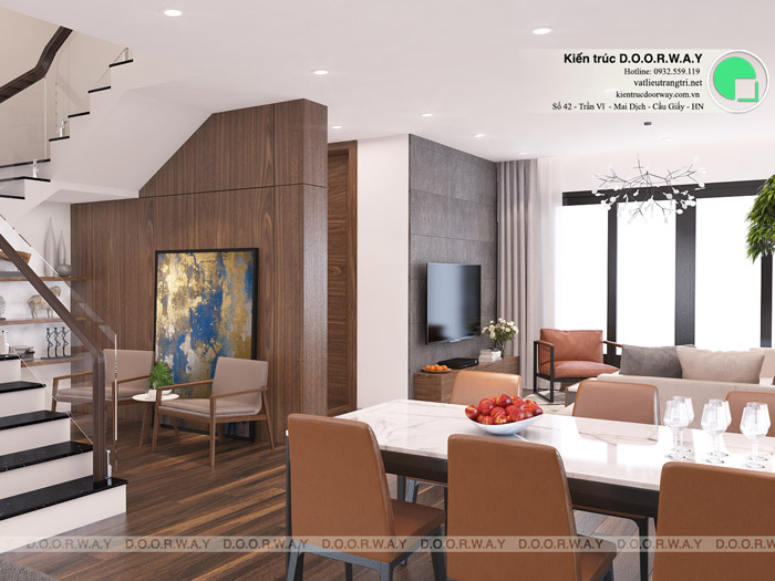 4-Thiết kế nội thất phòng khách biệt thự hiện đại: 4 lưu ý cần nhớ