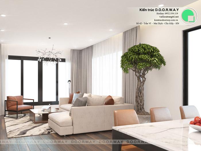 5-Thiết kế nội thất phòng khách biệt thự hiện đại: 4 lưu ý cần nhớ