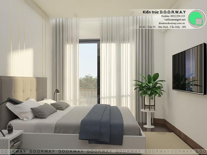 (10)Thiết kế thi công nội thất nhà ống 5 tầng