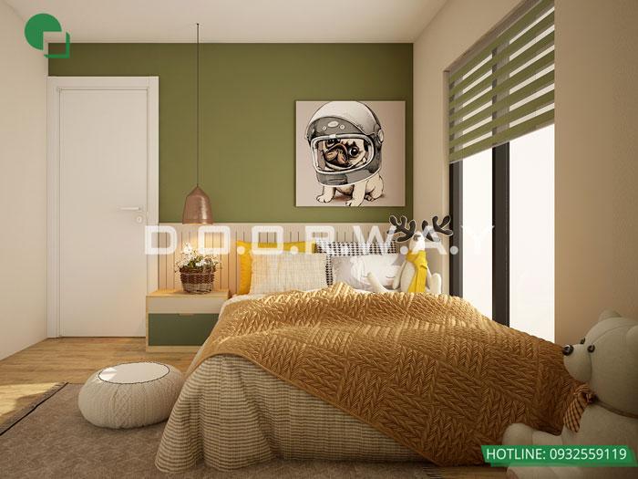 (22)Thiết kế thi công nội thất nhà ống 5 tầng