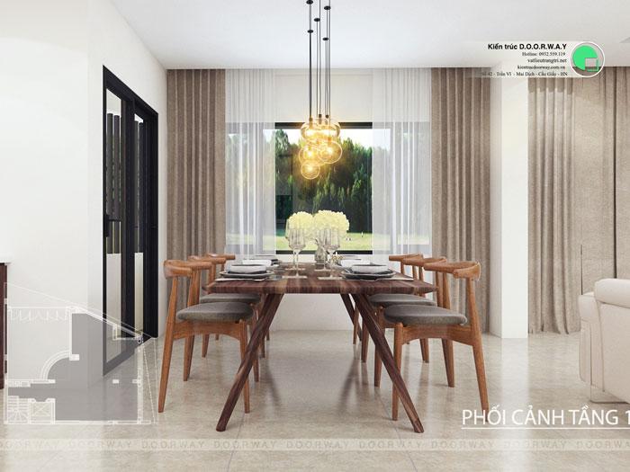 (4)Thiết kế thi công nội thất nhà ống 5 tầng