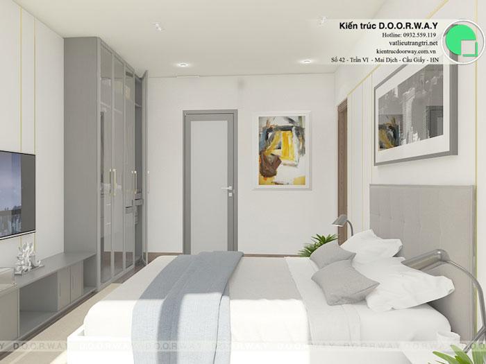 (9)Thiết kế thi công nội thất nhà ống 5 tầng