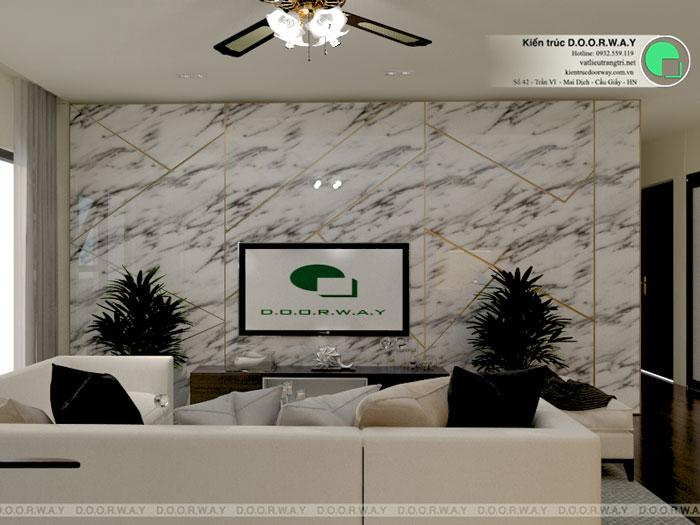 (8)Thiết kế thi công nội thất nhà ống 5 tầng