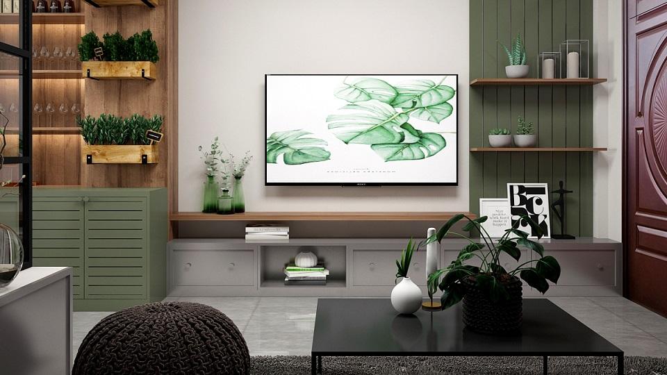 Các mẫu thiết kế nội thất chung cư đẹp mê mẩn