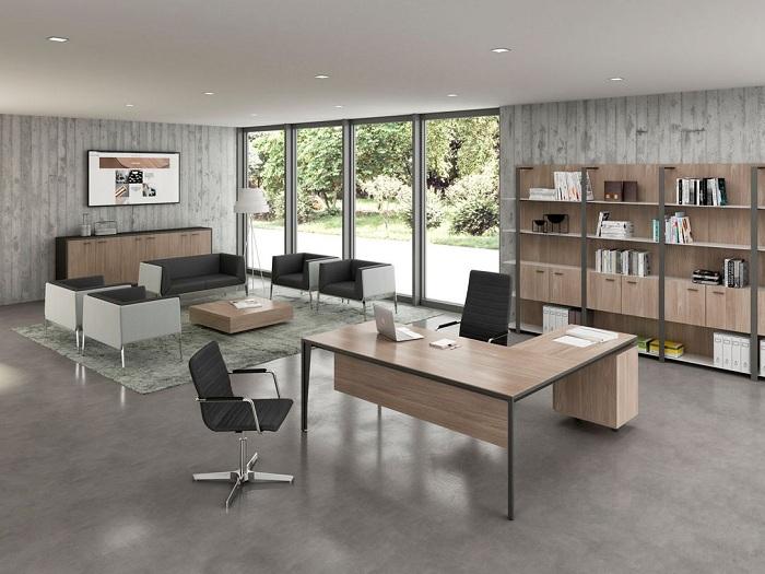 1-4 tiêu chí để thiết kế nội thất văn phòng phong cách tối giản