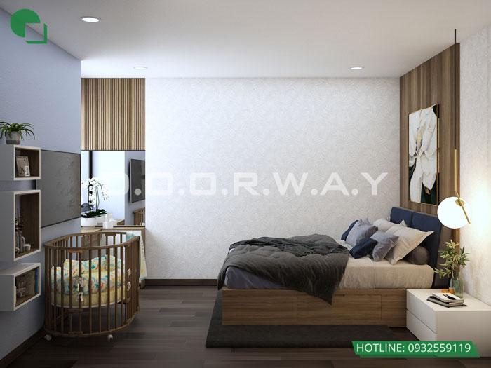 14- [HOT] Mẫu nội thất chung cư hiện đại đẹp - Căn 2PN, 3PN