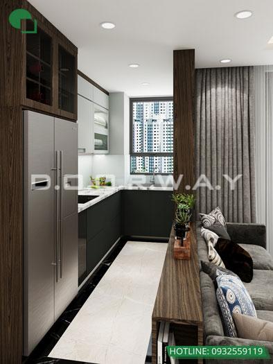 3- [HOT] Mẫu nội thất chung cư hiện đại đẹp - Căn 2PN, 3PN