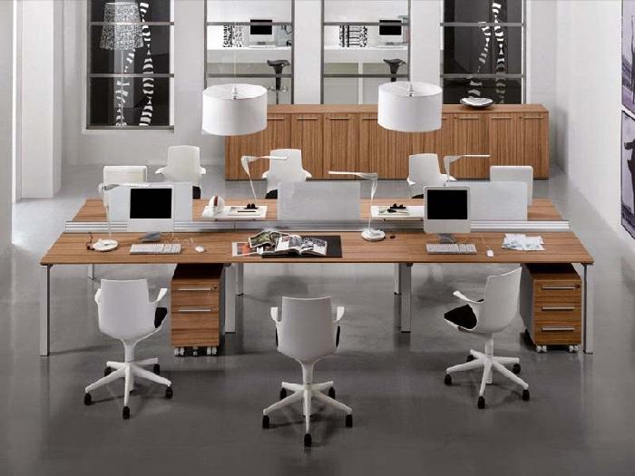 (3)Xu hướng thiết kế nội thất văn phòng cao cấp mới nhất