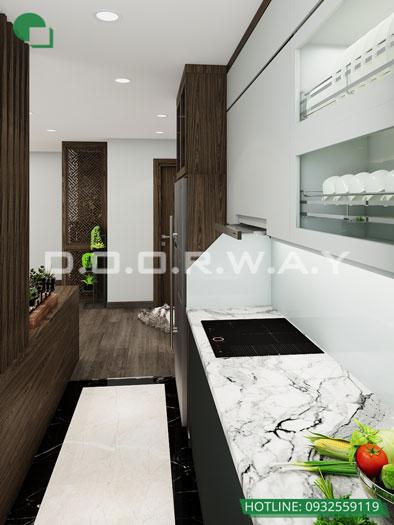 4- [HOT] Mẫu nội thất chung cư hiện đại đẹp - Căn 2PN, 3PN