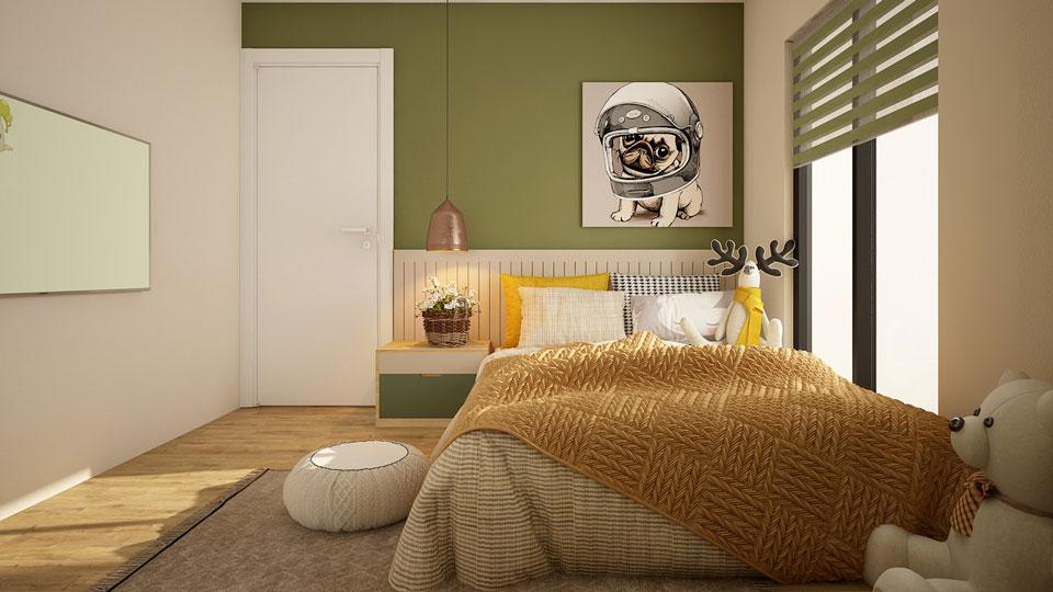 Ảnh tiêu biểu- Cách trang trí phòng ngủ cho con gái cá tính năm 2020