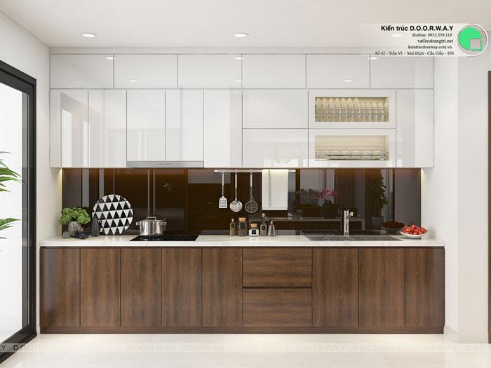 PB1 - Nội thất căn hộ 105m2 Hinode City với cách bố trí tối ưu