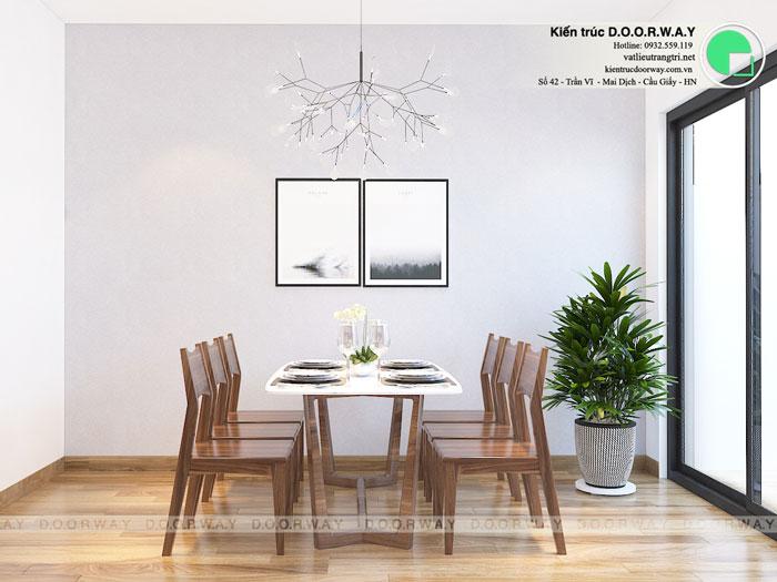 PBA1 - Thiết kế nội thất căn hộ 127m2 Manhattan Tower | 2020